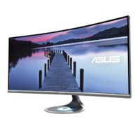 ASUS a lansat in Romania monitorul curbat Designo Curve MX34VQ