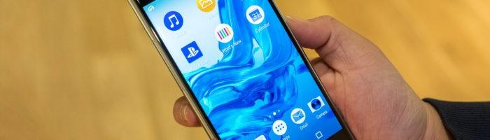 Sony Xperia XZ Premium – ecran 4K HDR si Snapdragon 835