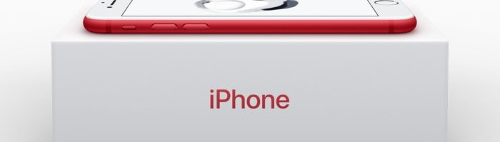 iPhone 7 Red – o culoare noua indrazneata