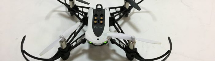 Review drone Parrot Swing si Parrot Mambo