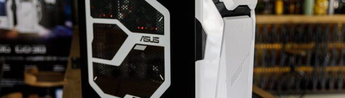 ASUS a lansat desktopul ROG GD30