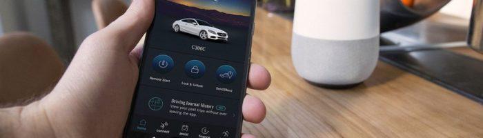 Mercedes Benz introduce pe masinile lor Alexa si Google Assistant