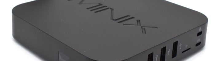 Review mini PC Android Minix Neo U9-H