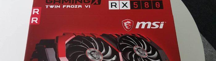 AMD a lansat placile video RX500