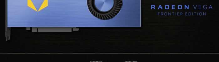 Radeon Vega Frontier Edition costa 1200 de dolari