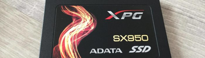 Review ADATA XPG SX950