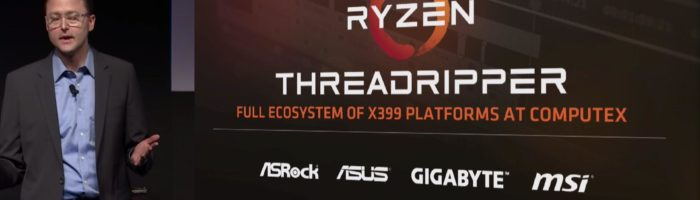 AMD prezinta Ryzen Threadripper 1900X – pret si specificatii oficiale