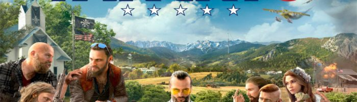 Far Cry 5 – trailer, personaje, data de lansare