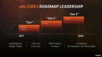 AMD incepe productia de procesoare pe 7nm anul acesta