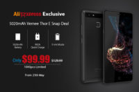 Vernee Thor E este disponibil la 99$ pe Aliexpress