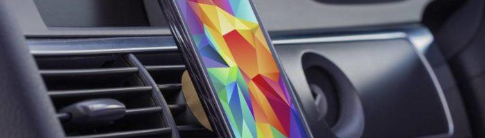 Cel mai cool suport de telefon pentru masina