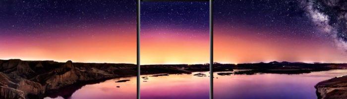 Leagoo M5 Edge – telefon cu ecran edge la pret accesibil