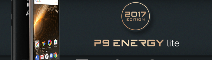Allview a lansat P9 Energy Lite 2017