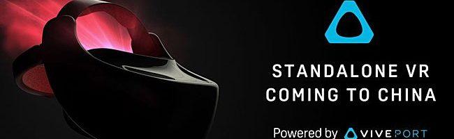 HTC lansează Vive Standalone