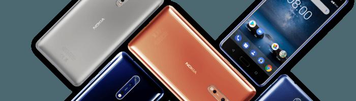Nokia 8 a fost lansat oficial – optica Zeiss, audio OZO si posibilitate de streaming