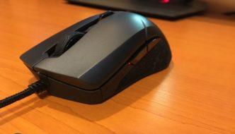 Review mouse ASUS Strix Evolve