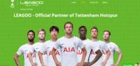 Brandul de telefoane chinezesti LEAGOO devine partener oficial al echipei de fotbal Tottenham Hotspur
