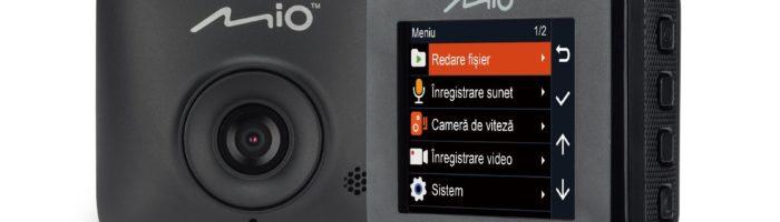 Mio MiVue C330 – camera auto ieftina