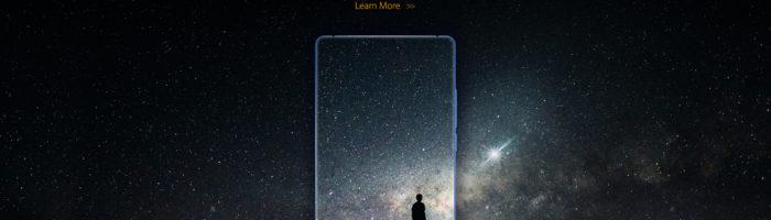 Vernee MIX 2 – cel mai bun rival pentru telefoanele cu ecrane bezel-less