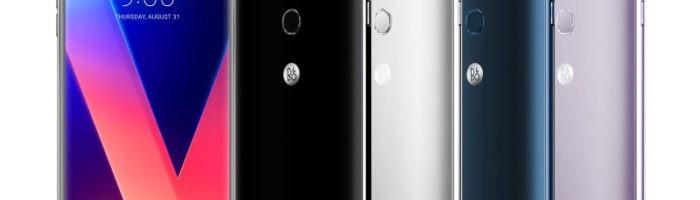 LG V30 prezentat oficial. Ecran OLED, procesor Snapdragon 835, 4 GB RAM și dual camera.