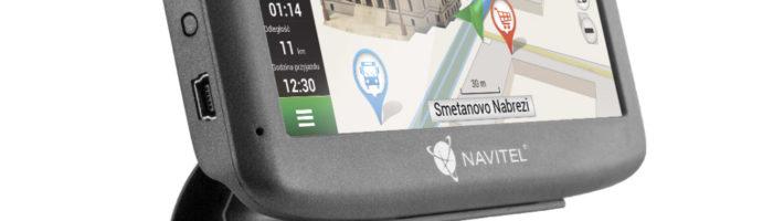 NAVITEL E500 review: sistem de navigatie standalone