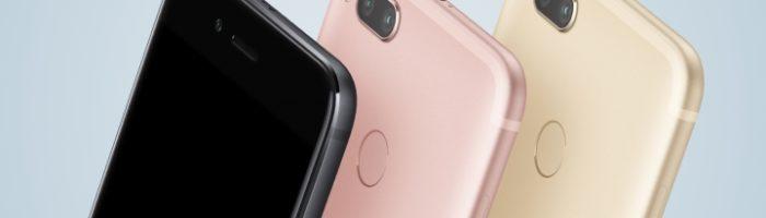 Oferta zilei: Xiaomi Mi A1 la un pret de doar 949 lei la PC Garage
