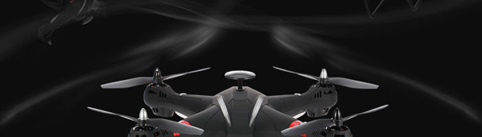 BAYANGTOYS X21 – drona accesibila cu camera Full HD