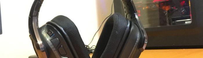 Logitech G933 – casti pentru calculator cu conexiune wireless