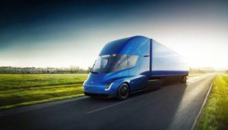 Tesla Semi (cap tractor) si Roadster (decapotabila) anuntate