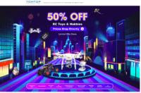 Black Friday la TomTop – reduceri la foarte multe produse