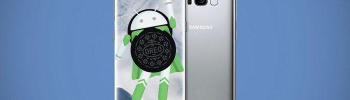 Samsung Galaxy S8 și S8 Plus vor primi update spre Android 8.0 Oreo la sfârșitul lunii ianuarie