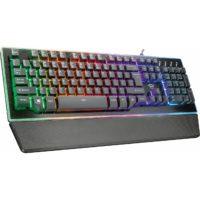 Trust Thura – tastatura semi-mecanica, RGB si fara driver