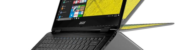 Review Acer Spin 5 – laptop convertibil cu stylus