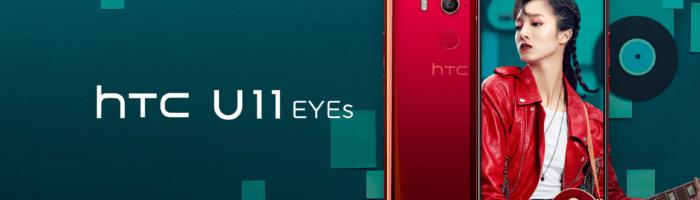 HTC U11 EYEs – sau cat de narcisist sa fii sa-ti faci selfie cu 2 camere frontale