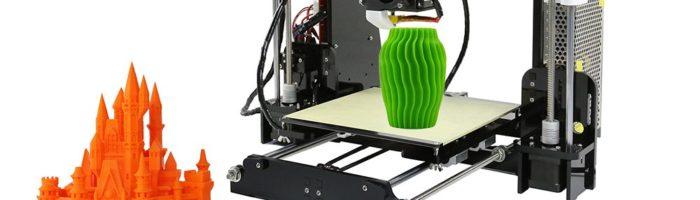 Anet A8 – imprimanta 3D la pret foarte bun
