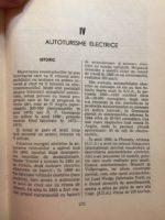 Despre automobilele electrice, din carti