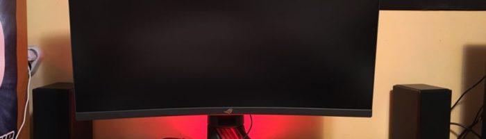 Review monitor ASUS ROG Strix XG32V