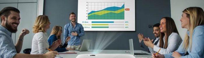 BenQ este lider pe piata locala la vanzarile de videoproiectoare