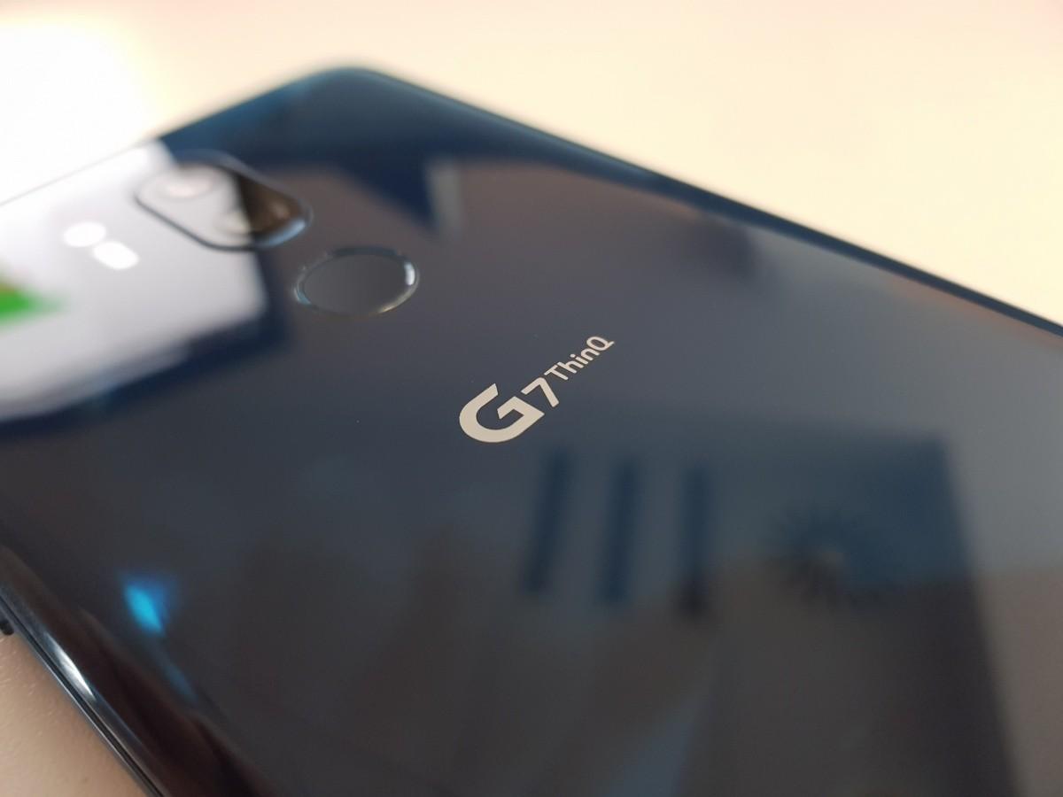 Testam LG G7 ThinQ: intrebari?