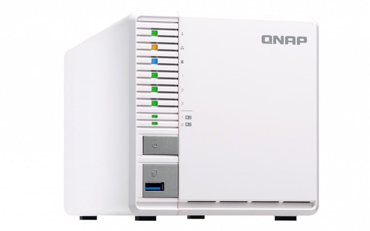 QNAP lanseaza modelul TS-351 cu 3 sertare