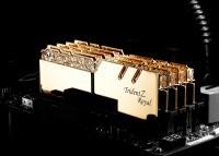 G.Skill Trident Z Royal – kit memorie RAM DDR4 cu design unic