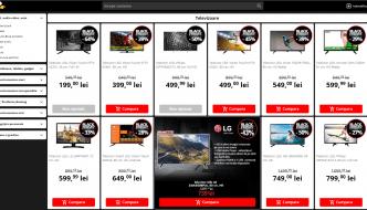Black Friday la Flanco: TV 4K 55″ 1400 Lei, Assassin's Creed Odyssey PS4 159 Lei și altele