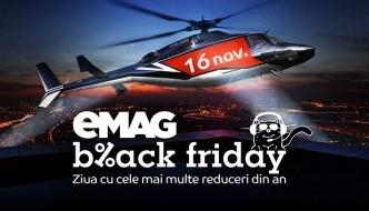 Chilipiruri de Black Friday 2018 la eMAG